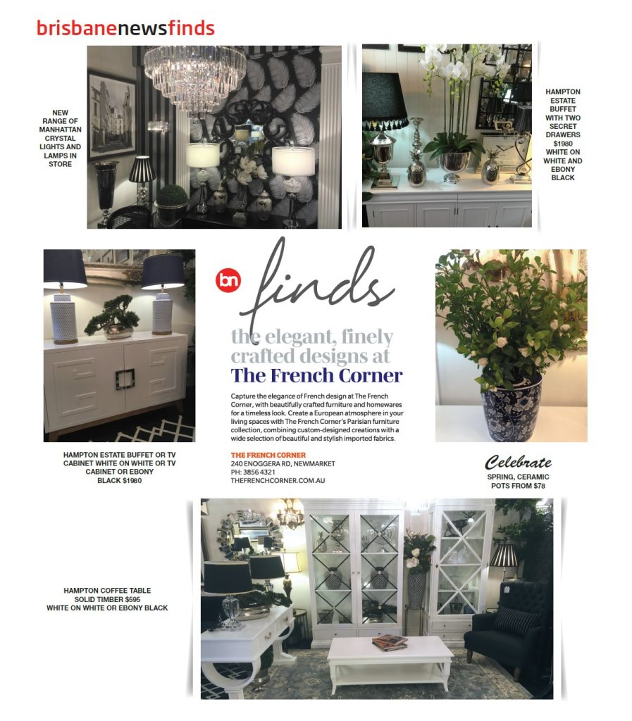 French Furniture - The French Corner