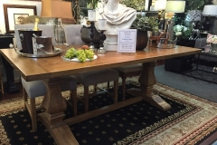Hampton Parquetry Dining Table