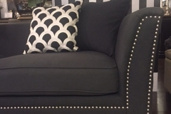 Hampton Manhattan Studded Sofa